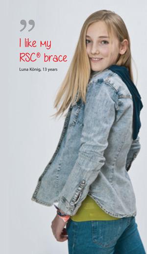 RSC Scoliosis Brace